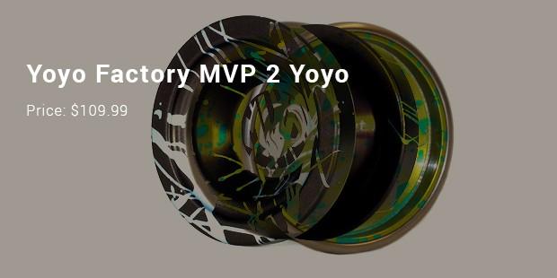 yoyo factory mvp 2 yoyo