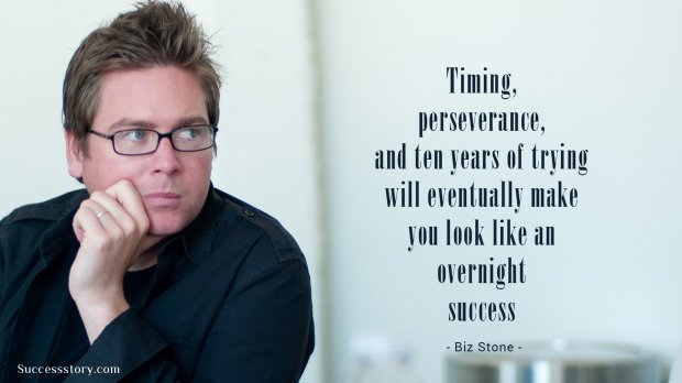 Timing perseverance