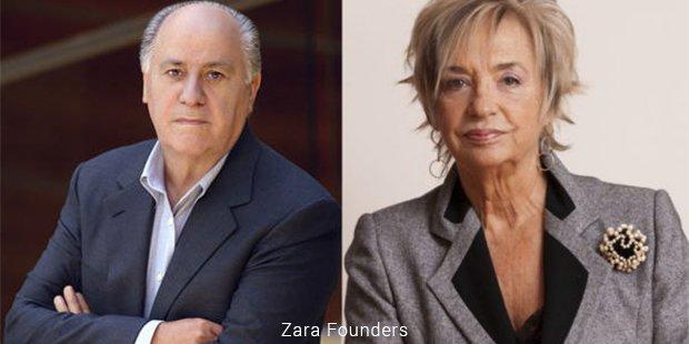 zara founders