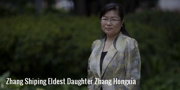zhang hongxiadaughter