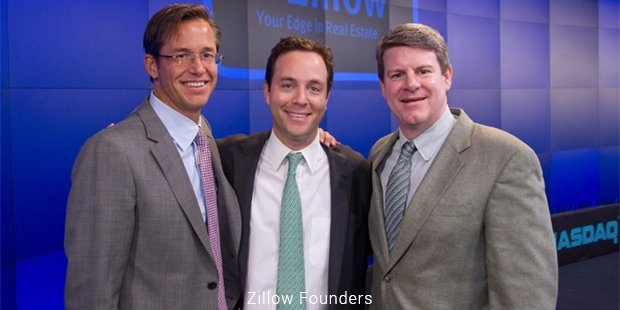 zillow founders