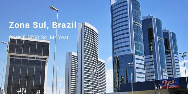 zona sul, brazil