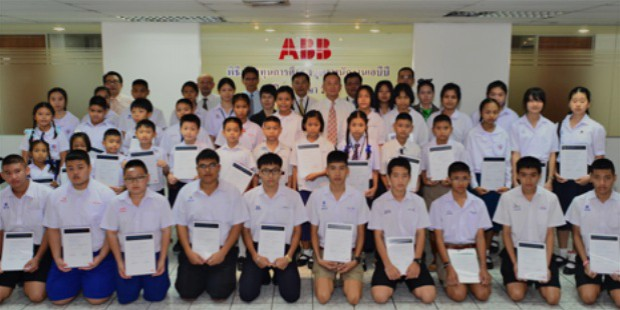 ABB Ltd Charity Work