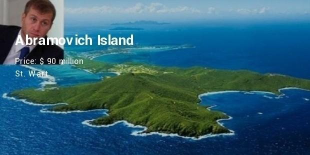 abramovich island