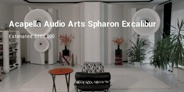 acapella audio artsspharon excalibur