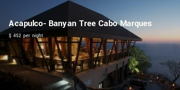 acapulco  banyan tree cabo marques