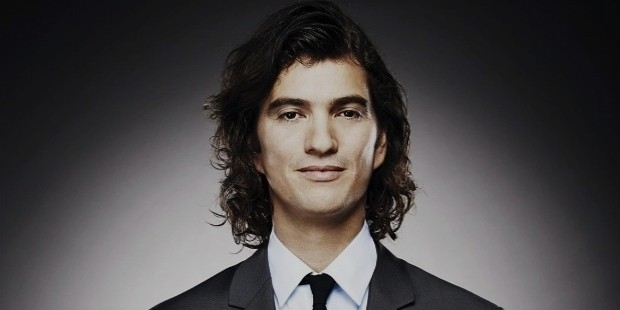 adam neumann biography
