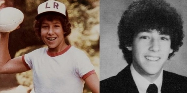 adam sandler childhood