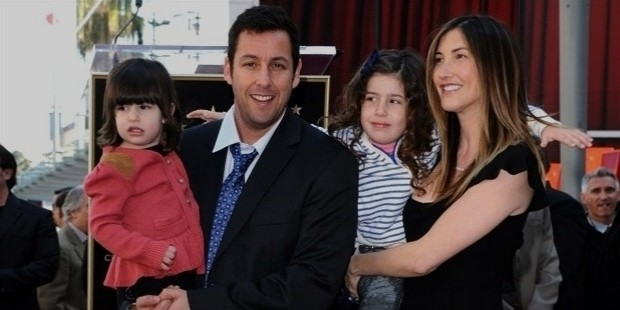 adam sandlers family