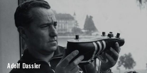 adidas founder adolf dassler