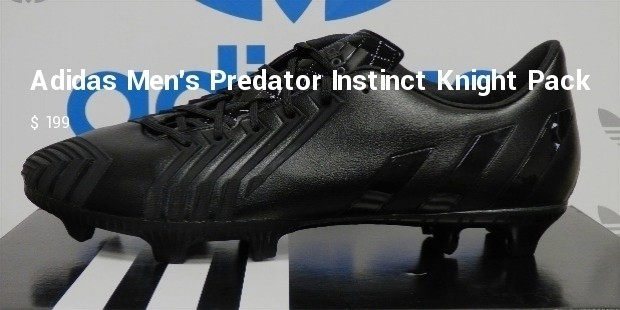 adidas men s predator instinct knight pack fg soccer cleat