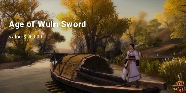age of wulinsword
