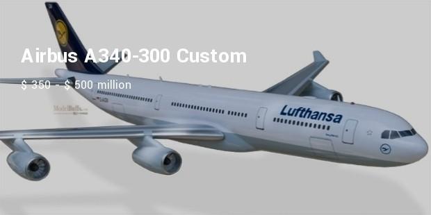 airbus a340 300 custom
