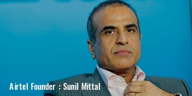 airtel founder