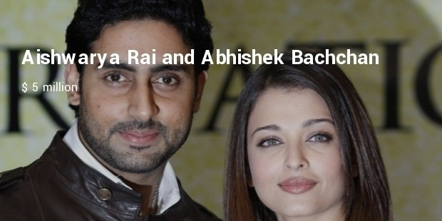 aishwarya rai abhishek bachchans 5 years togetherness