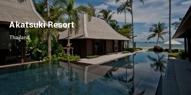 akatsuki resort  thailand