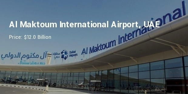 al maktoum international airport, uae