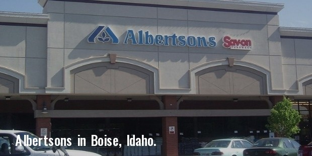 albertsons in boise, idaho