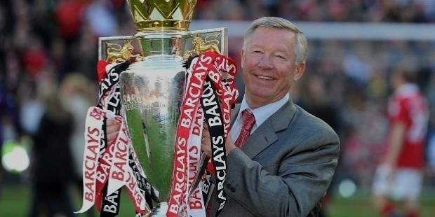 alex ferguson man united career