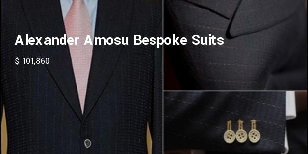 alexander amosu bespoke suits