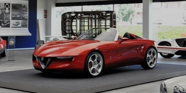 alfa romeo design technology
