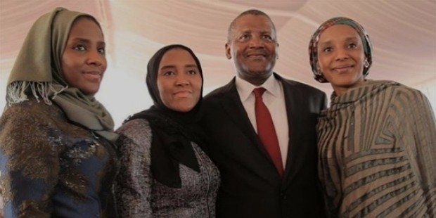 Aliko Dangote Story - Bio, Facts, Networth, Family, Auto
