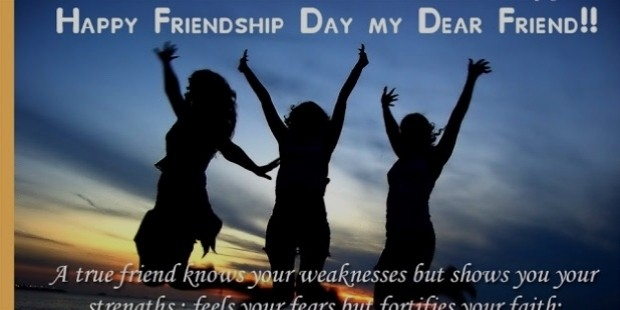 all top quotes  my dear frines happy friendship day