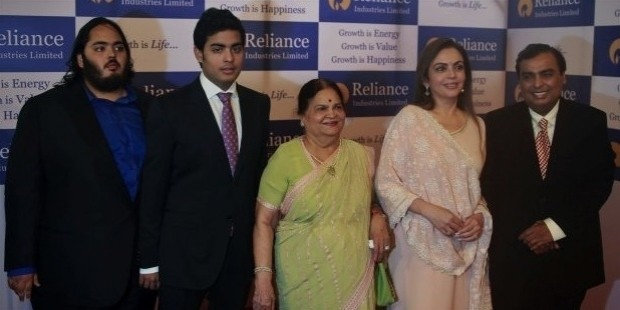 a success story of reliance infocomm The full story of the massive feud between the billionaire ambani brothers mamta  and anil gets reliance infocomm,  of the brothers built a 27 story building.