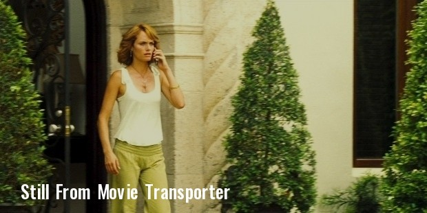 amber valletta in transporter