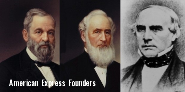 american express founders