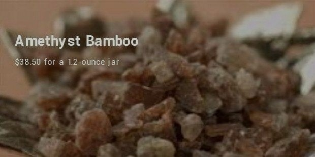 Amethyst Bamboo