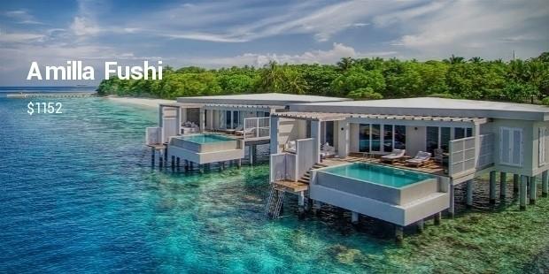 amilla fushi resort in maldives 1