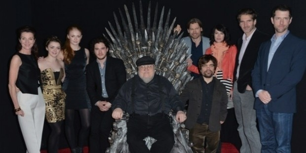 an evening with  games of thrones