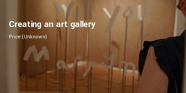 an exhibition of art to win the heart