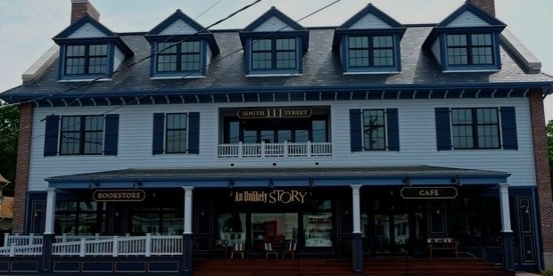 an unlikely story bookstore plainville ma