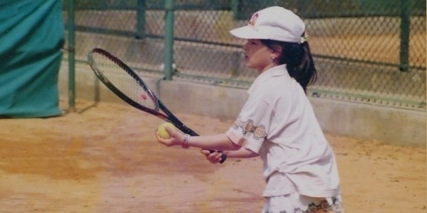 ana ivanovic childhood