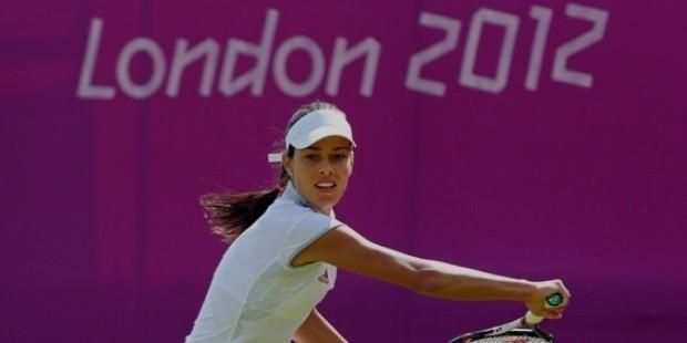 ana ivanovic olympics 2012