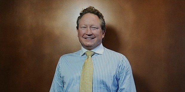 andrew forrest  early life