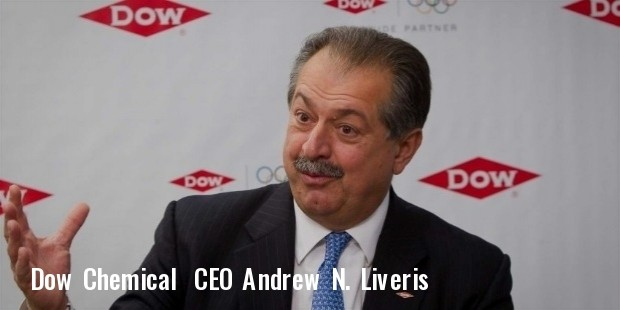 a look into dow chemicals ceo william stavropoulos
