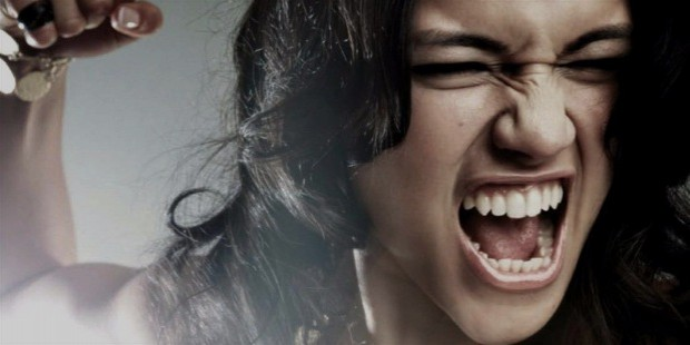 angry face woman free 5131