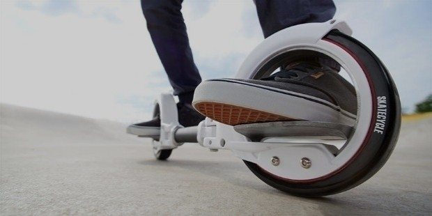 anvl skatecycle hoverboard