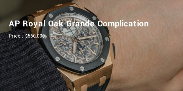 AP Royal Oak Grande Complication