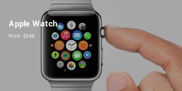 apple watch   $349
