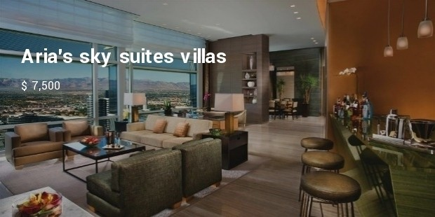 arias sky suites villas
