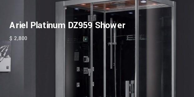 ariel platinum dz959 shower