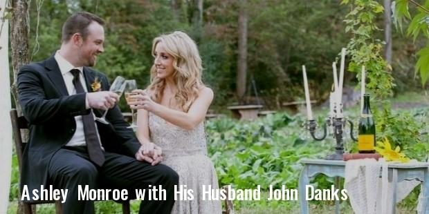 ashley monroe weds john danks