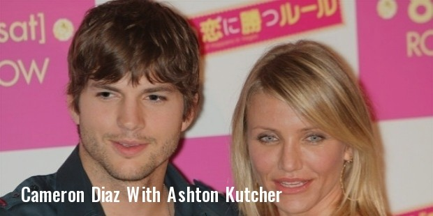 ashton kutcher and cameron diaz