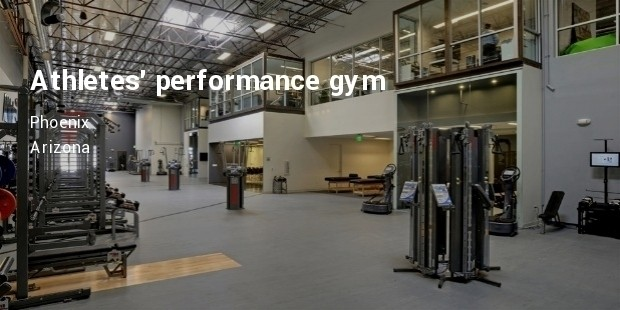 athletes performance gym