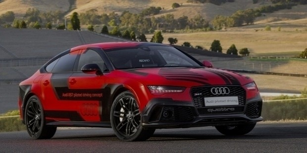 audi rs 7 robby
