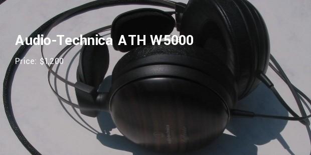 audio technica ath w5000